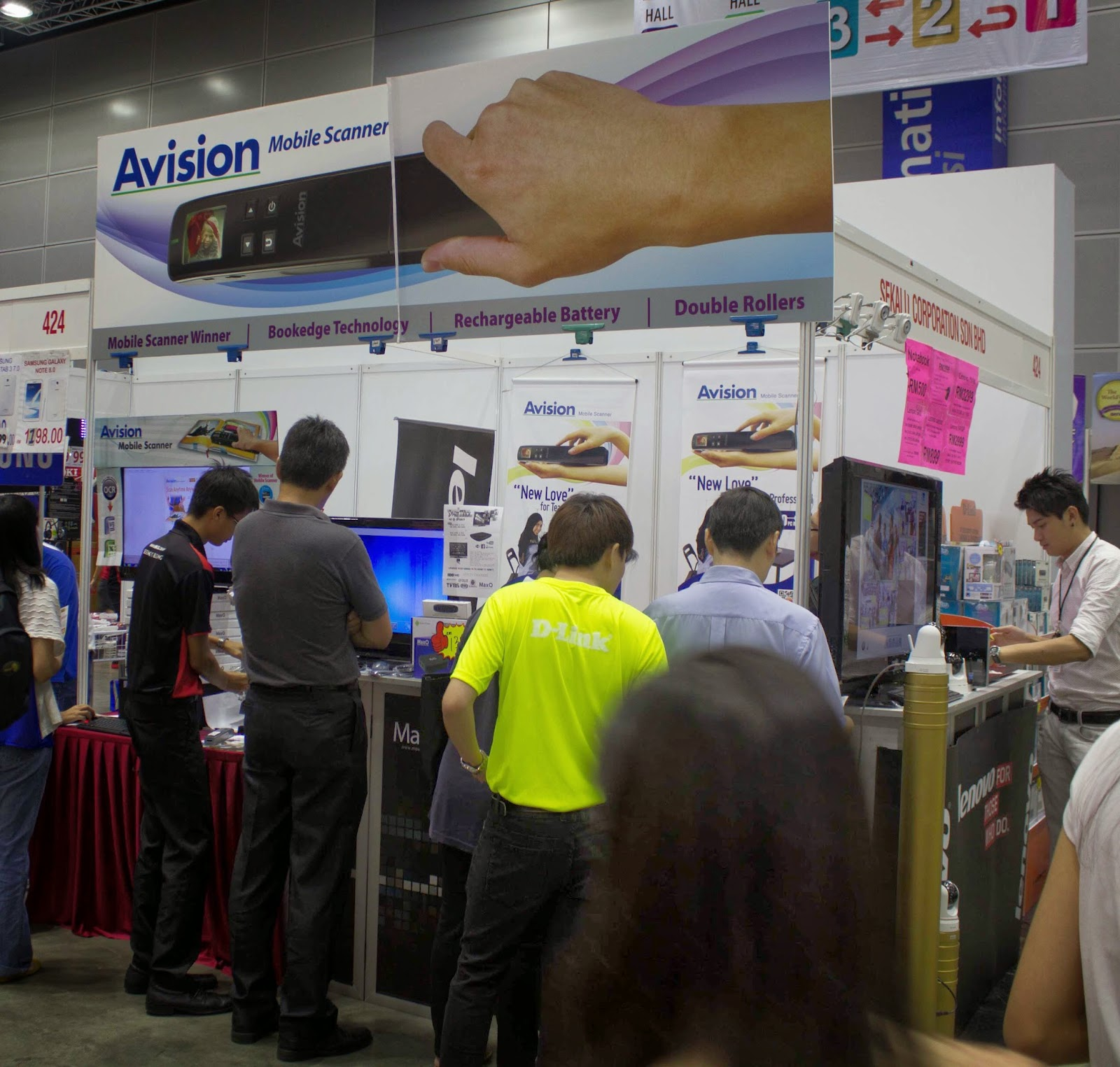 Coverage of PIKOM PC Fair 2014 @ Kuala Lumpur Convention Center 384