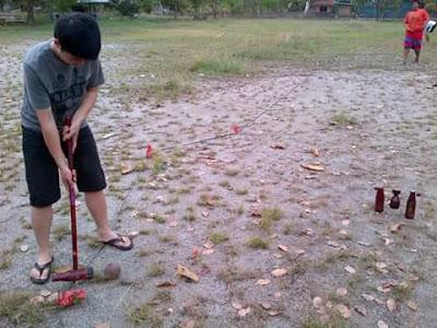 Lampung, Liriklah Bola Kayu (Woodball)
