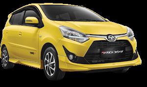 Harga mobil toyota agya di bali - Daftar Harga mobil Toyota Bali - toyota bali