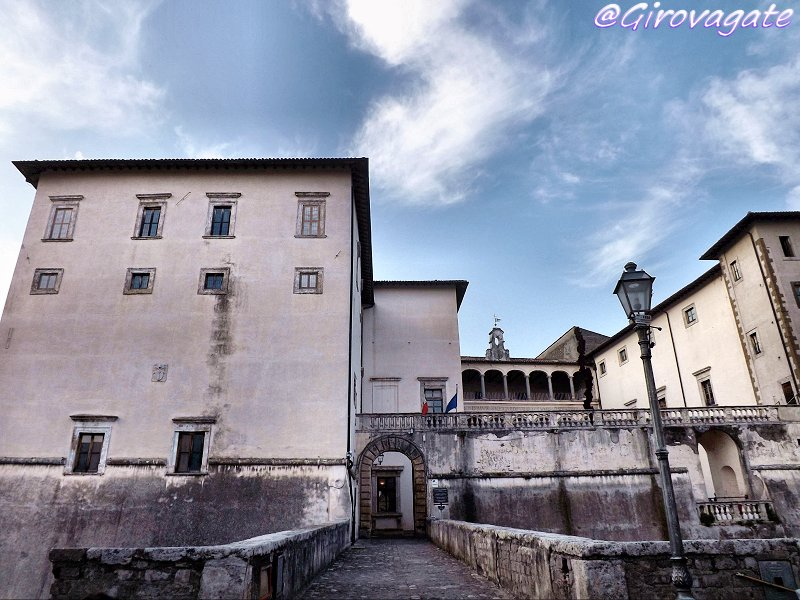 castello colonna genazzano