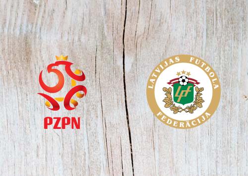 Poland vs Latvia - Highlights 24 March 2019