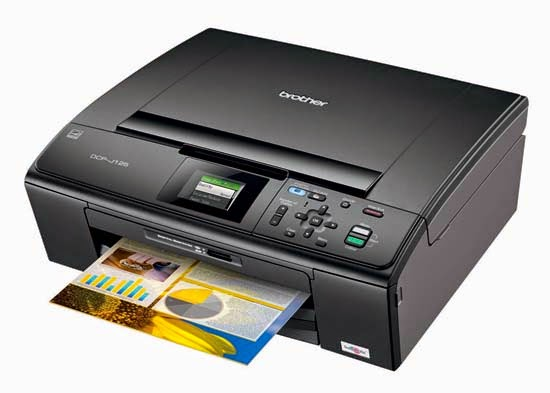 Printer Driver Download Brother DCP-J125