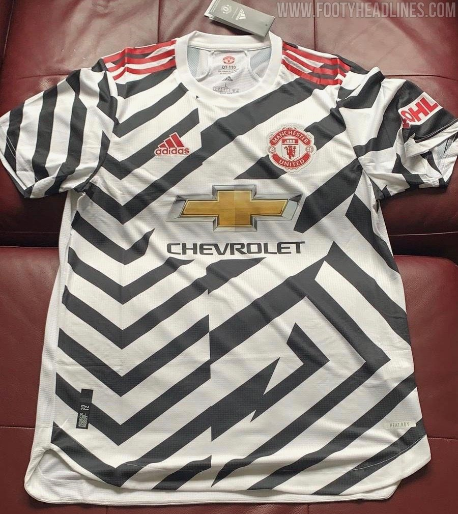 Is This Next Season S Home Kit For United Redcafe Net