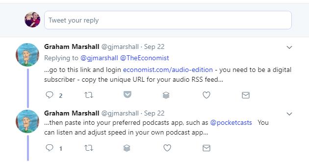 Mix-Minus Podcast | Matthew McQueeny: The Economist - Audio