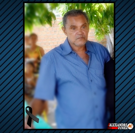 Corpo do professor Raimundo Martins Chega á Chapadinha