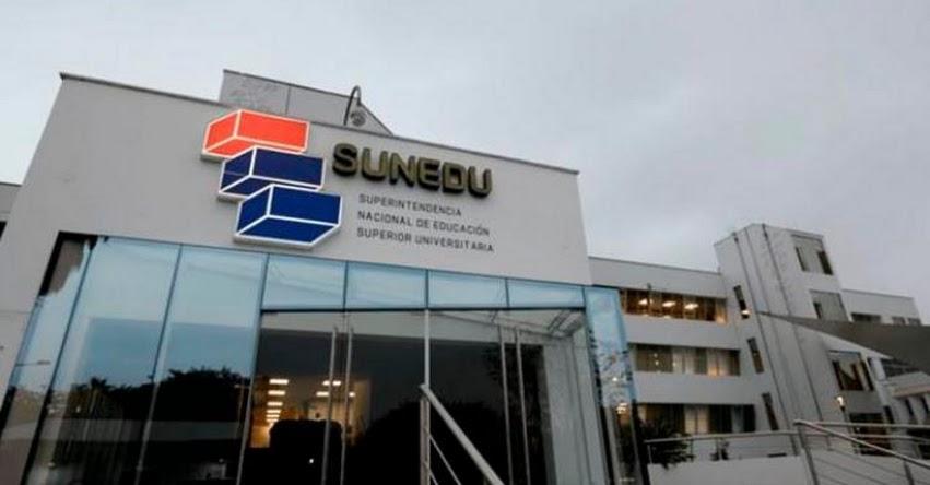 SUNEDU se pronuncia sobre «Falso Comunicado» de supuesta suspensión de clases universitarias - www.sunedu.gob.pe