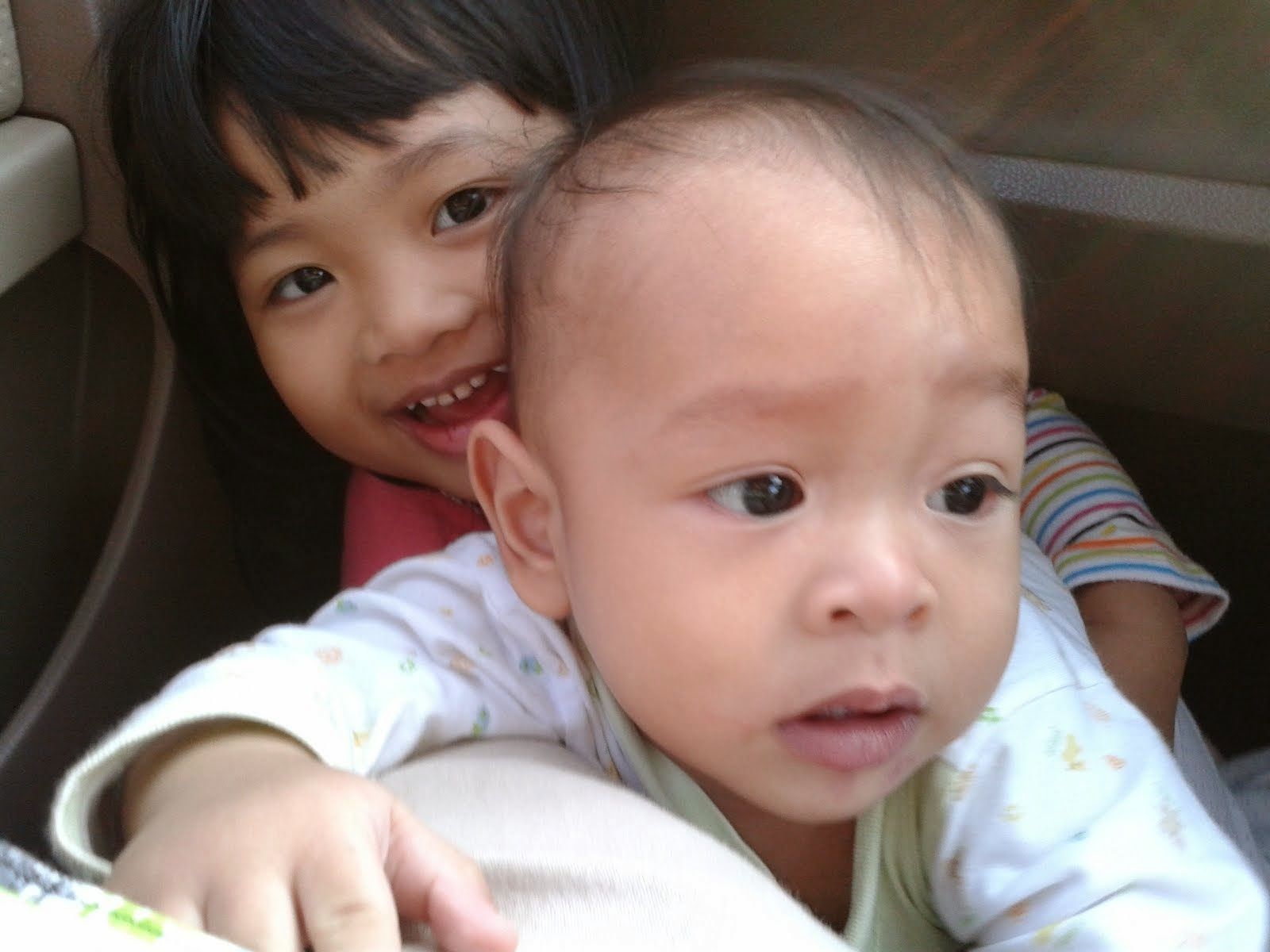 ~~Suri Nabila with her bro