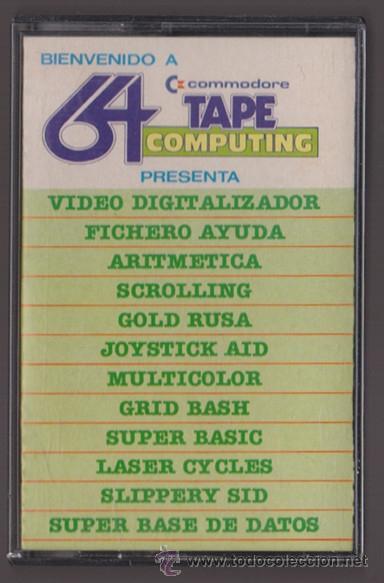 64 Tape Computing #05 (05)