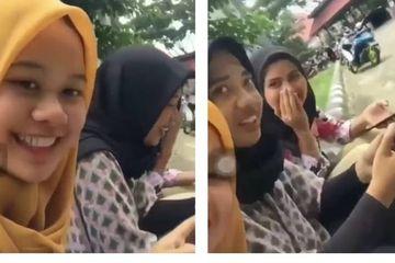 Gara-Gara Batalkan Orderan Ojol Karena Tampang Driver Kurang Ganteng, Tiga Gadis Ini Jadi Buronan