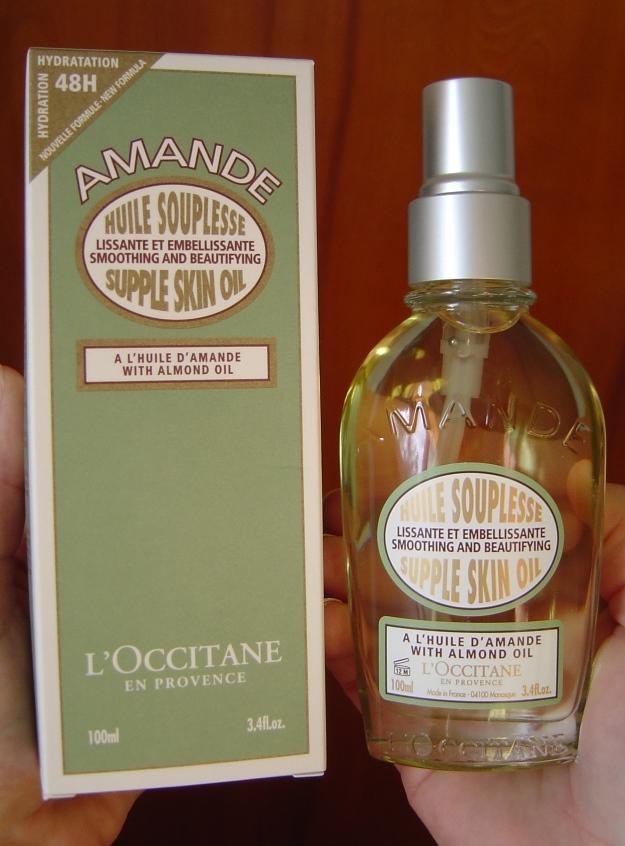 L'Occitane Almond Skin Oil