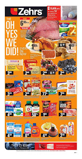 Zehrs Canada Flyer January 25 - 31, 2018