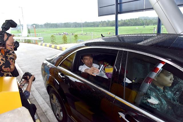 Presiden Jokowi: Akhir 2018, Tol Jakarta Tembus Sampai Surabaya, Probolinggo