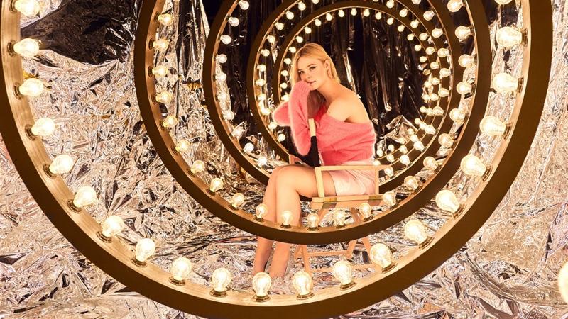 Elle Fanning stars in Miu Miu Twist fragrance campaign