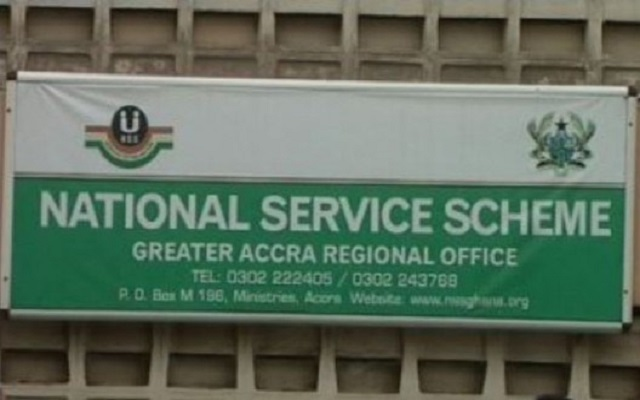 Ghana National Service Scheme allowance increased to GHC559