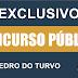 EXCLUSIVO: CONCURSO PÚBLICO PARA A PREFEITURA DE SÃO PEDRO DO TURVO