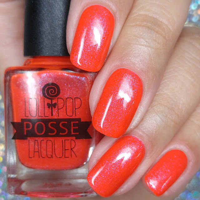 Lollipop Posse Lacquer - Funhouse Frenzy