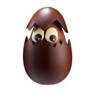 Uovo di Pasqua con sorpresa