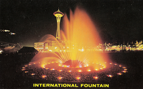 international fountain seattle worlds fair 1962