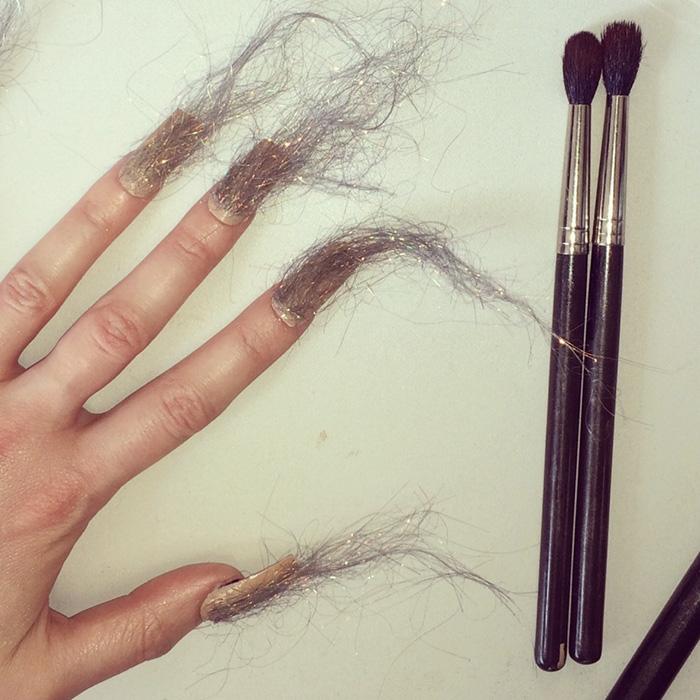 New Nail Trend- Furry Nails | M.P Blog