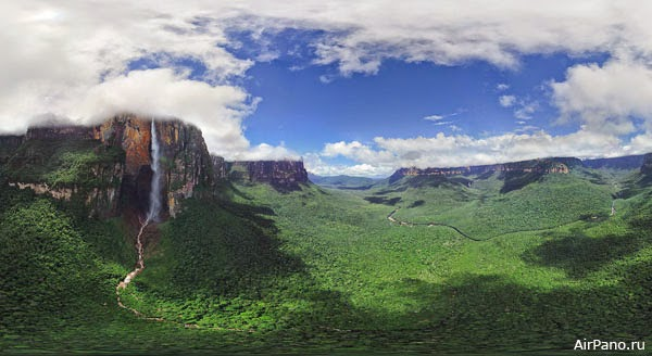 http://www.airpano.com/360Degree-VirtualTour.php?3D=Angel-Waterfall-Venezuela