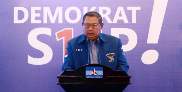 SBY Instruksikan Kader PD Tak Terlibat Hal Bertentangan Konstitusi