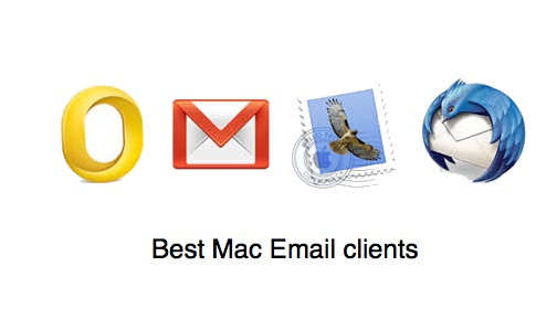 Best Email Clients for Mac OS X
