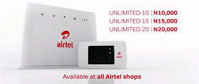 Airtel Discontinued The Newly Unlimited Data Plans