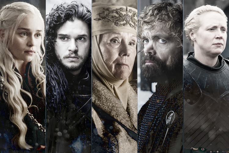 favorite game of thrones characters