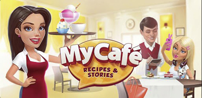 My Cafe Recipes & Stories Mod Apk + Data v2019.3 Unlimited Money