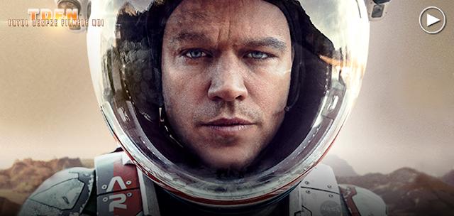 THE MARTIAN: Matt Damon Este Pierdut În Peisajul Ostil Al Planetei Marte