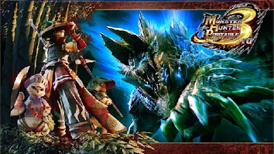 Monster Hunter The 3rd [English Patched] PPSSPP