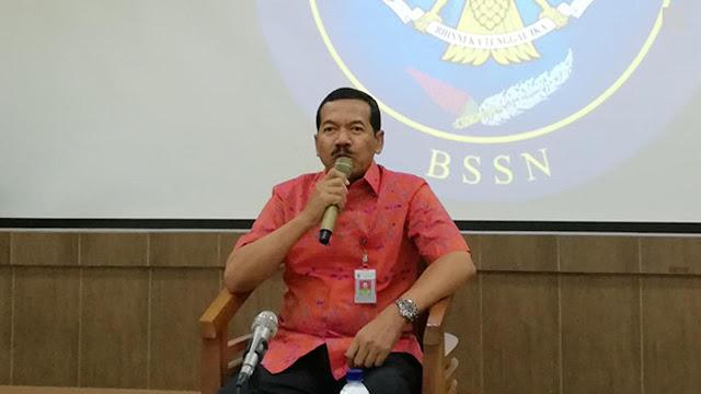 Kepala BSSN: Anggaran Perangi Serangan Siber Bisa Capai Rp 2 T