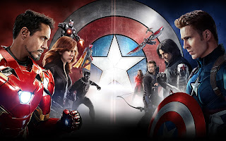 Captain America Civil War 2016 Full Movie Subtitle Indonesia (Asli)