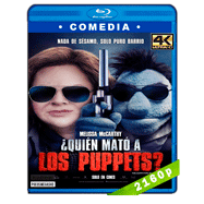 ¿Quién mató a los Puppets? (2018) 4K UHD Audio Dual Latino-Ingles
