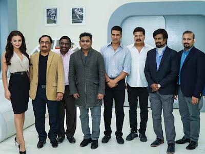 Rajni Next Film Robot 2