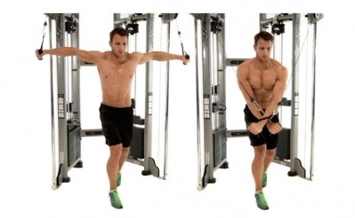 Being Healthy: Superset Chest Workout To Build A Bigger Chest