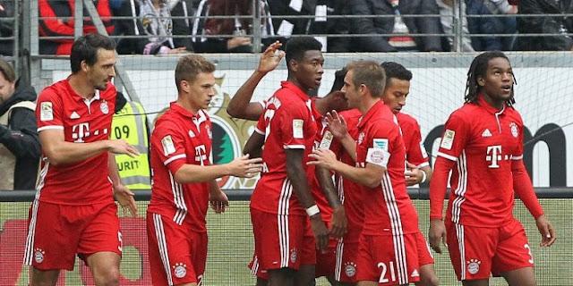Bayern Lolos Tundukkan Tuan Rumah Celtic