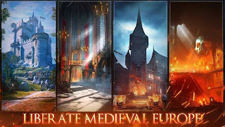 Free download Iron Blade Medieval Legends Mod v0.3.6 Apk + Data Full Patch