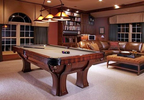Recreation Room Amazing Design Ideas 9