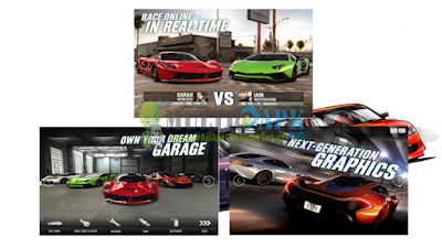 Game CSR Racing 2 Terbaru Versi 1.4.2 Apk+Data Mod Android