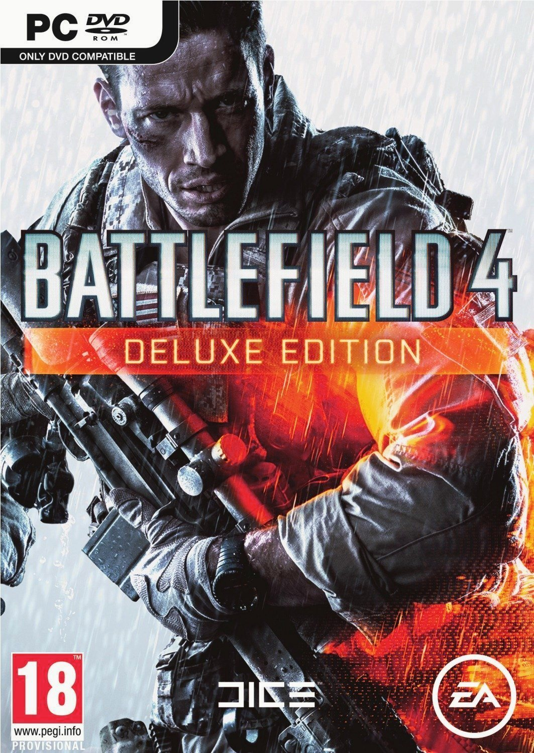 Battlefield 4 ESPAÑOL PC Full REPACK 5 DVD5