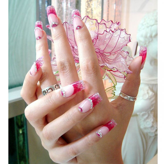 30 Beautiful and Unique Nail Art Designs 2013 Pictures ...
