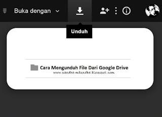 cara download google drive, cara unduh drive