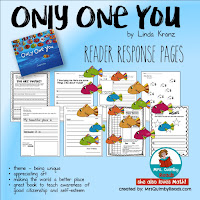only one you, teaching resource, mrsQuimbyReads