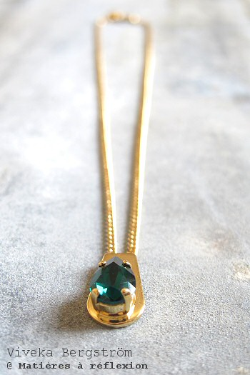 Viveka Bergström bijoux