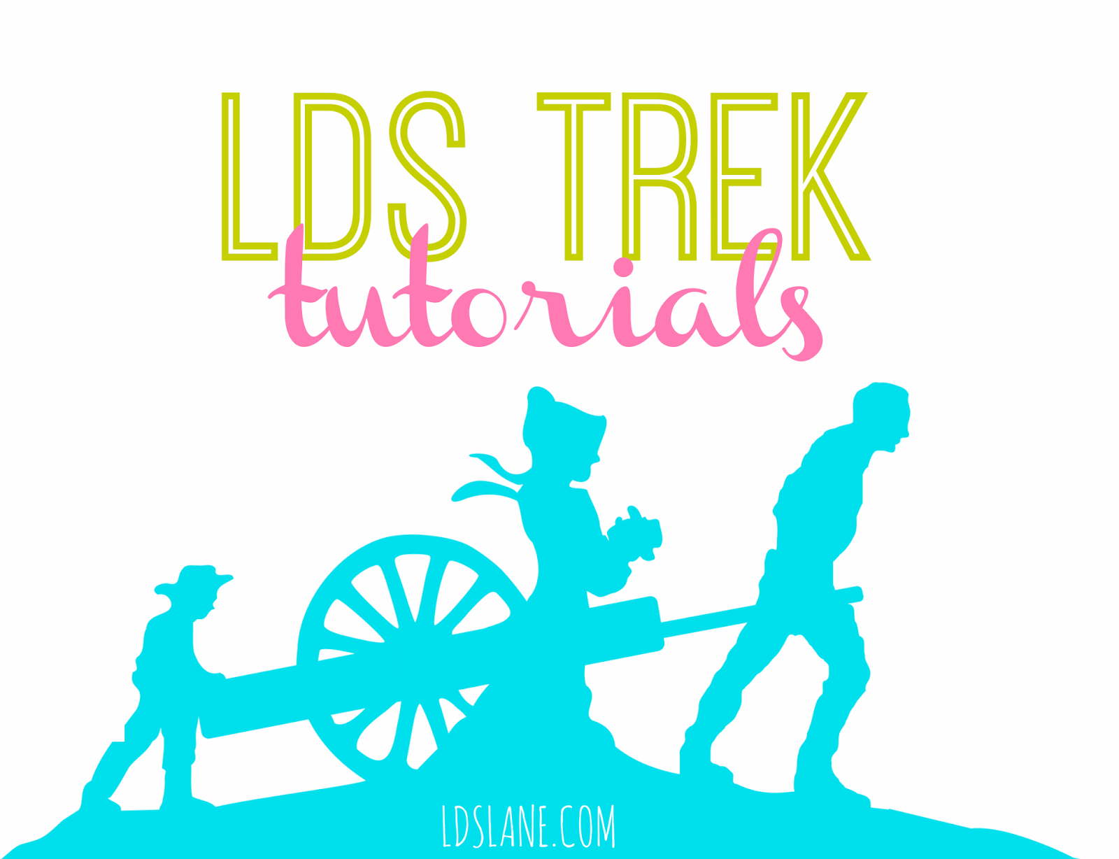 LDS Trek Tutorials at LDSlane.com