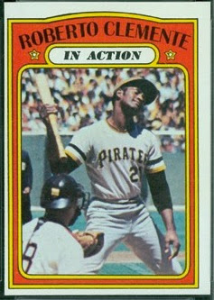 T Sean Purpose Pitch Baseball Card Friday Roberto Clemente