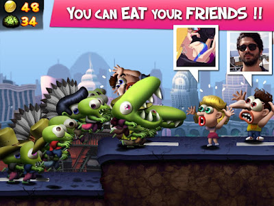 Zombie Tsunami APK Latest Version Free Download For Android