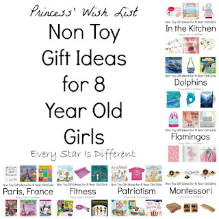Non Toy Gift Ideas for 8 Year Old Girls