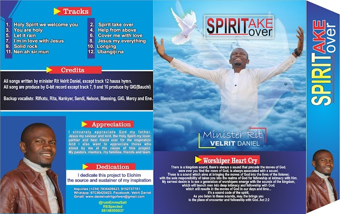 Download  Music: Minister Rit Velrit Daniel Help From Above